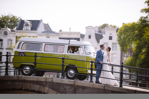 Honeymoon in a campervan!