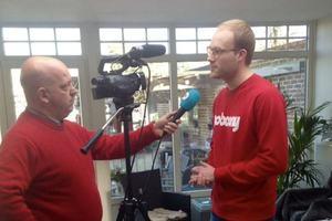 In de media, TV Antwerpen: Mobilhomes steeds populairder als beleggingsalternatief