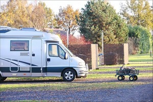 In the Spotlight: Camperplaats Vechtdal