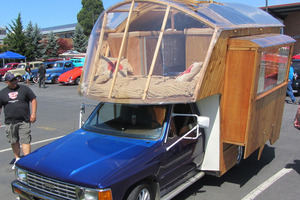 DIY Camper upgrades