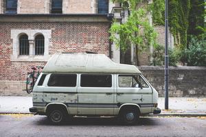 Motorhome parking tips