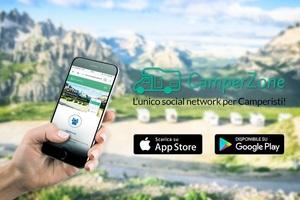 CamperZone: L'unico social network per camperisti