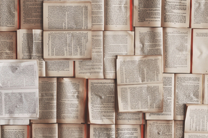 Top 5 Literary Festivals in the UK