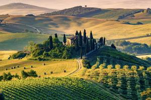 Le 4 migliori aree di sosta camper in Toscana!