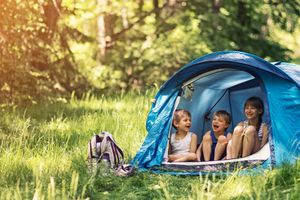 5 Tips for Campervan Holidays with Young Children