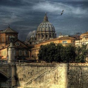 Si parte da Roma, si arriva...ovunque ti porti il camper