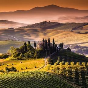 Italië, cultureel op camper avontuur