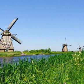Top 5 camperplaatsen Zuid-Holland