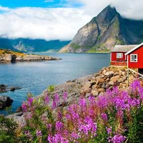 Met de camper naar Noorwegen - camperroute uitgestippeld