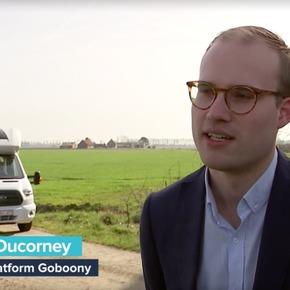 In de media, VRT België: 'Staat uw mobilhome stof te vergaren? Verhuur hem aan iemand anders'