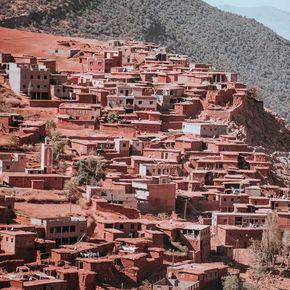 Roadtrip in Marokko