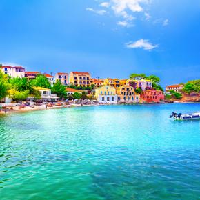 Vijf  mooiste vakantiebestemmingen in Europa