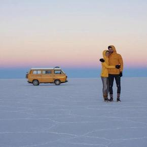 Met de camper door Zuid-Amerika - Het avontuur van Freek en Inge